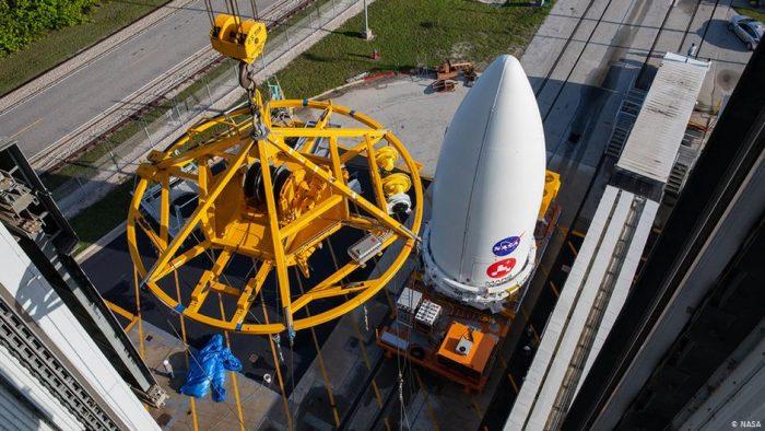 La NASA lanza su rover Perseverance hacia Marte