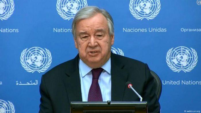 """ONU: """"es momento de adaptarnos a la realidad de esta pandemia"""""""
