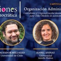 """Ciclo """"Conversaciones sobre la República Democrática"""" continúa con panel sobre descentralización y autonomía de los pueblos originarios"""