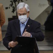 Presidente Piñera opta por cerrar el capítulo y decide promulgar ley de retiro del 10% de fondos de las AFP
