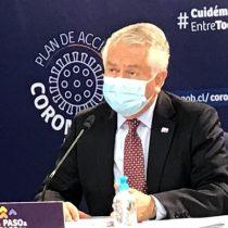 Ministro Paris reconoce que alcalde Alessandri
