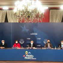 Paso a Paso: Minsal anuncia desconfinamiento en 7 comunas de la Región Metropolitana y medidas de apertura para La Araucanía