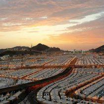 Empieza la gran peregrinación a La Meca con importantes restricciones sanitarias