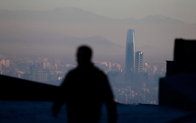 Intendencia decretó quinta preemergencia ambiental del año para la Región Metropolitana