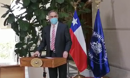 Senador Chahuán (RN) y la