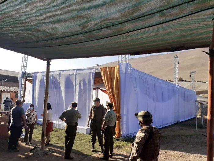 Seremi de Salud de Arica levantó sumarios sanitarios por matrimonio en el que participaron 49 personas