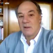 """Juan Sutil: """"Tenemos que ponernos de acuerdo en los pilares básicos de un nuevo Chile"""""""