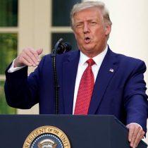 Trump cancela su convención republicana por el covid-19
