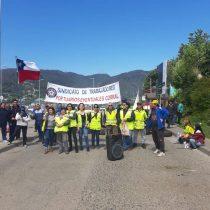 Unión Portuaria de Chile anuncia paralización de funciones: