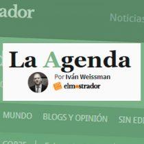 """Se viene """"La Agenda"""" de El Mostrador"""
