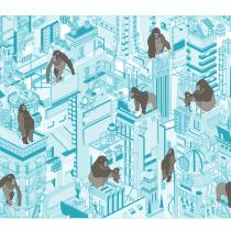 El ejercicio del gorila