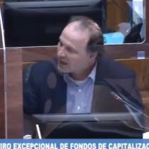 Senador De Urresti (PS) al ministro Briones: