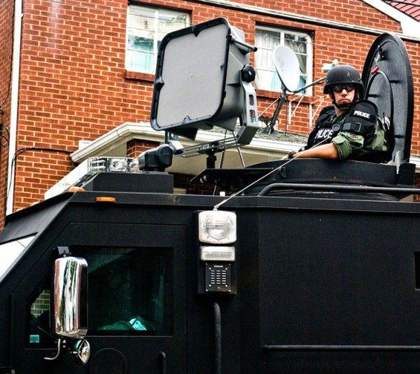 Presentan recurso de protección para impedir el uso de nuevas armas sonoras de Carabineros