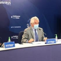 Paris anuncia renovación de las cuarentenas en un balance marcado por el descenso de casos diarios y de exámenes PCR procesados
