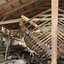 Investigación rescata del olvido los oficios tradicionales de carpintería de ribera y tejuelería