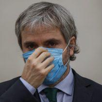 """Blumel se defiende de la crítica de Hinzpeter y atribuye a una """"debilidad de convicciones"""" la crisis de Chile Vamos"""