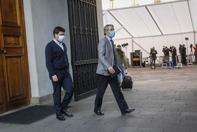 Retiro de fondos: La Moneda se encierra a analizar la derrota y Allamand anuncia que los senadores de Chile Vamos desisten de recurrir al TC