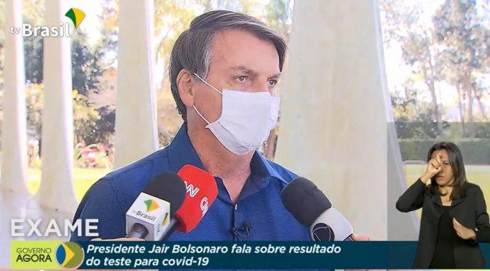 Bolsonaro será demandado por exponer a periodistas al COVID-19