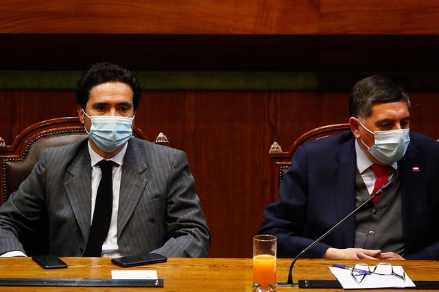 El controvertido papel de los ministros Briones y Alvarado en el Congreso y su dura crítica en Sala al retiro del 10% de fondos AFP
