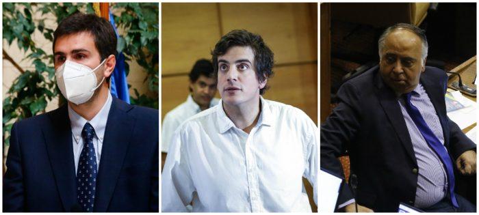 Quiebre en RN: diputados Paulsen, Schalper y Pérez renuncian a la bancada tras votación por retiro de fondos de pensiones