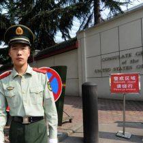 China ordena cierre del consulado de EE.UU. en Chengdu