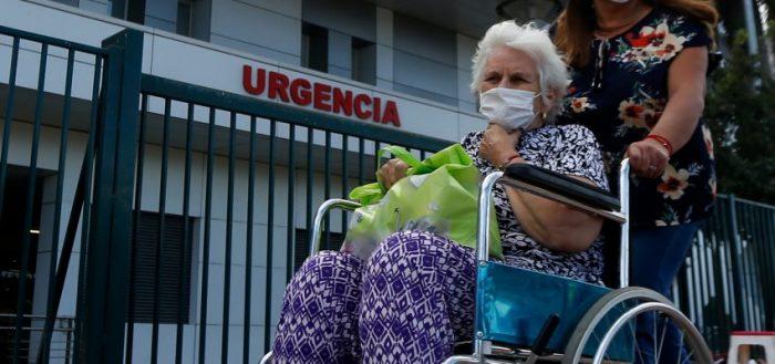 La tragedia de los adultos mayores en Chile: de 7 mil a 10 mil fallecidos por COVID-19