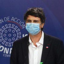 Ministro Couve confirma que vacunas para el Covid-19 se probarán