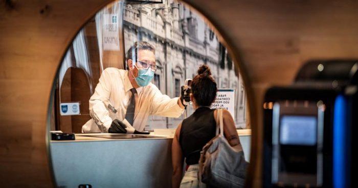 El aumento de los contagios hace peligrar la recuperación turística en España