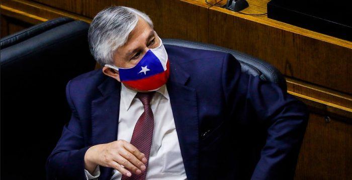 Ya suman tres votos de Chile Vamos: senador Sandoval (UDI) se suma a Moreira y Castro y confirma voto a favor del retiro de fondos AFP