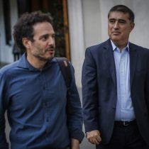 """""""En tiempos de crisis, un presidente no renuncia"""": Mario Desbordes critica la dimisión de Hernán Larraín Matte en Evópoli"""