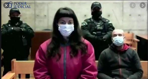 Paquetes bomba: tribunal deja en prisión preventiva a Francisco Solar y Mónica Caballero
