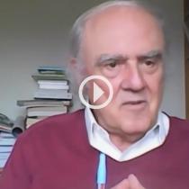 Agustín Squella: En política la conversación no debe cesar jamás, aunque sea en tono duro, porque si no es el fin de la política