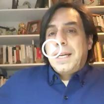 Guillermo Larraín en La Mesa: Todo sistema de pensiones sano requiere de ahorro individual y un pilar de reparto, de solidaridad