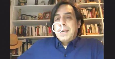 Guillermo Larraín en La Mesa: Todo sistema de pensiones sano requiere de ahorro individual y de un pilar de reparto, de solidaridad