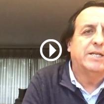 """Senador Víctor Pérez critica a Lavín: """"Quien cree que derrotando al Gobierno y dañando a la UDI va a obtener votos más allá del sector (…) está cometiendo un error muy grande"""""""