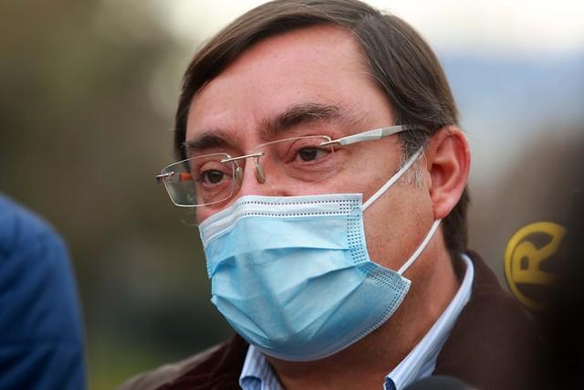 Intendente aborda denuncia de lesión ocular en Peñalolén: