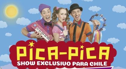 """Show infantil online """"Los pica pica"""""""