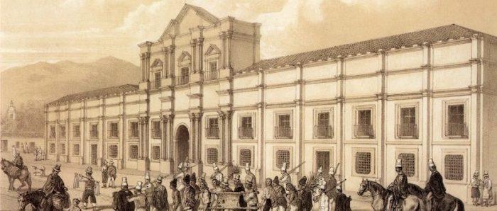 """Conversatorio """"Joaquín Toesca: arquitecto europeo en Chile"""" vía online"""