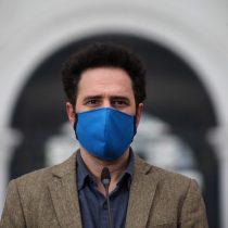 """Larraín Matte tras reunión en La Moneda: """"Seamos responsables, esa es la invitación que hace Evópoli"""""""