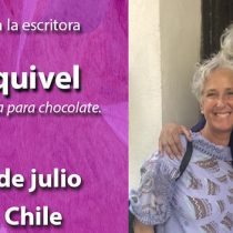 Conversación con Laura Esquivel y Maria Luisa Ginesta, autora del libro