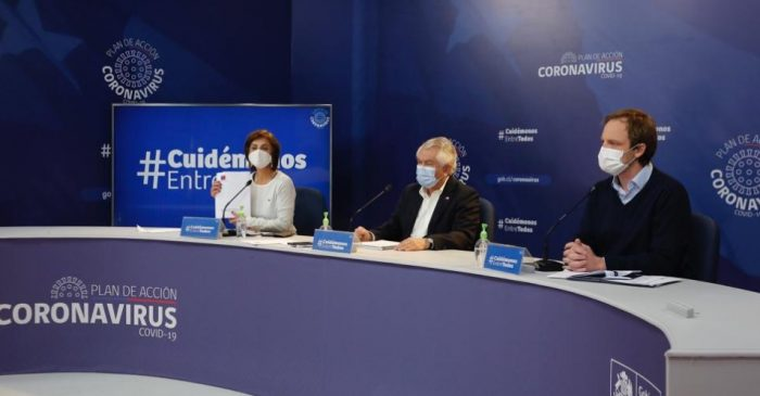 Minsal reporta 6.308 fallecidos según datos del Registro Civil y contagios de coronavirus en Chile se acercan a los 300 mil