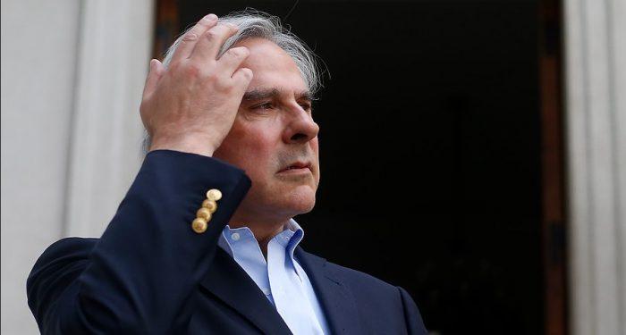 El amargo fin de semana de Van Rysselberghe: senador Moreira reitera voto a favor de retiro de fondos