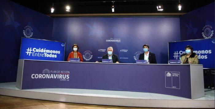 Minsal reporta 98 muertes por Covid-19 y 2.185 nuevos casos de la enfermedad en últimas 24 horas