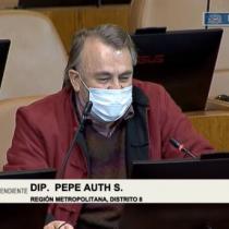 Pepe Auth explica su rechazo al retiro de fondos de pensiones: