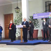 Ad portas de votación clave del proyecto de retiro de fondos en el Senado: Presidente Piñera pone sobre la mesa recursos para municipios por US$120 millones