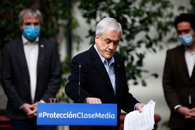 Tras fracaso en la Cámara, Piñera convoca de emergencia a sus ministros del comité político