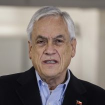 Piñera se reúne con presidentes de partidos y jefes de bancadas de Chile Vamos