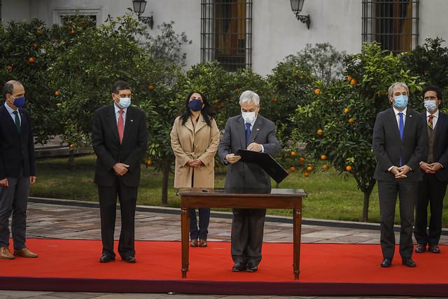 Se acabó el suspenso: No hay veto y Presidente Piñera decide promulgar ley que limita la reelección de autoridades