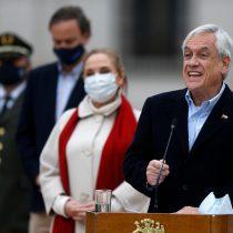 Piñera descarta pronto cambio de gabinete: