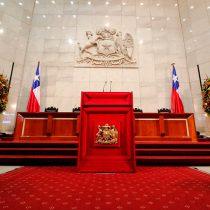 Siga en vivo la sexta Cuenta Pública del Congreso Nacional